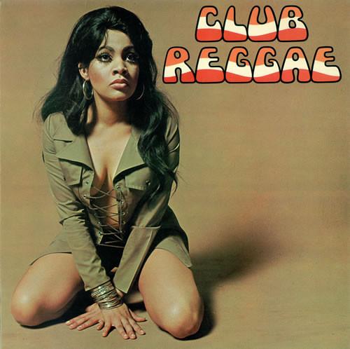 Cover Various - Club Reggae (LP, Comp) Schallplatten Ankauf