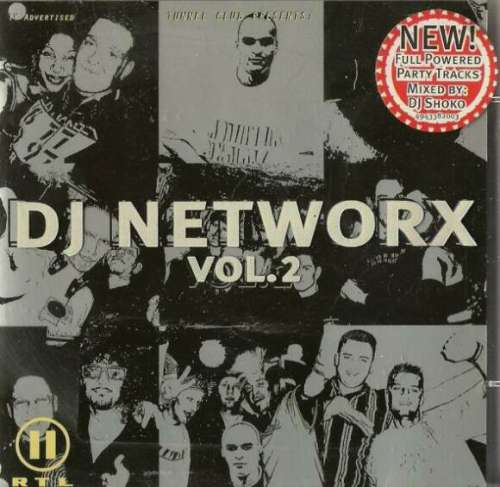 Cover Various - DJ Networx Vol. 2 (CD, Comp, Mixed + CD, Comp) Schallplatten Ankauf