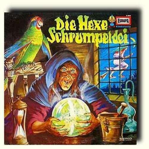 Bild Eberhard Alexander-Burgh - Die Hexe Schrumpeldei (LP) Schallplatten Ankauf