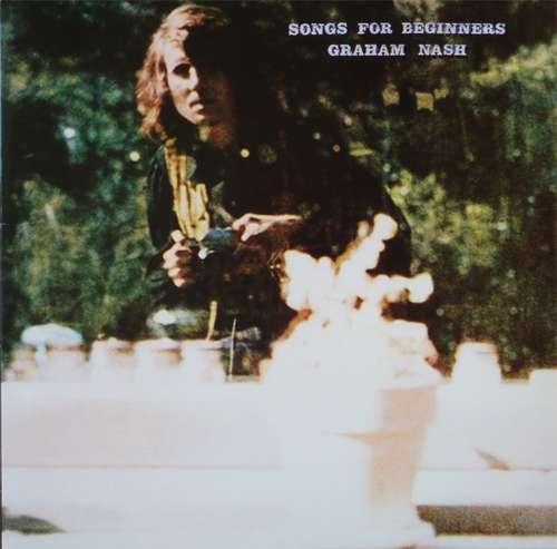 Bild Graham Nash - Songs For Beginners (LP, Album, RE, 180) Schallplatten Ankauf