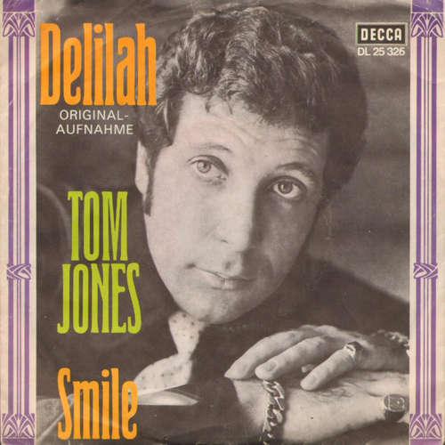 Bild Tom Jones - Delilah (7, Single) Schallplatten Ankauf
