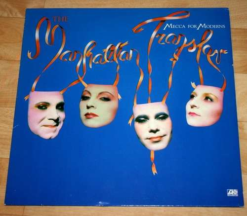 Cover The Manhattan Transfer - Mecca For Moderns (LP, Album, Pin) Schallplatten Ankauf