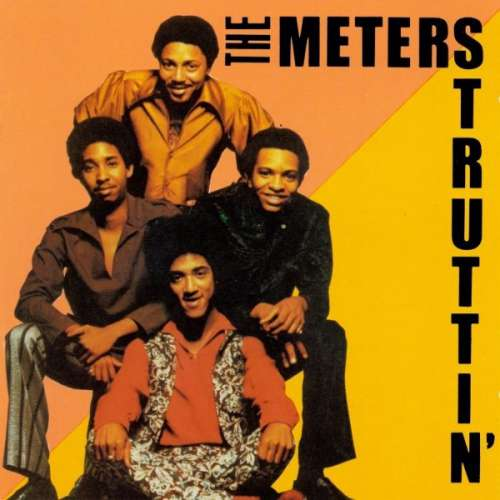 Cover The Meters - Struttin' (CD, Comp) Schallplatten Ankauf