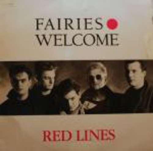 Bild Fairies Welcome - Red Lines (LP, Album) Schallplatten Ankauf