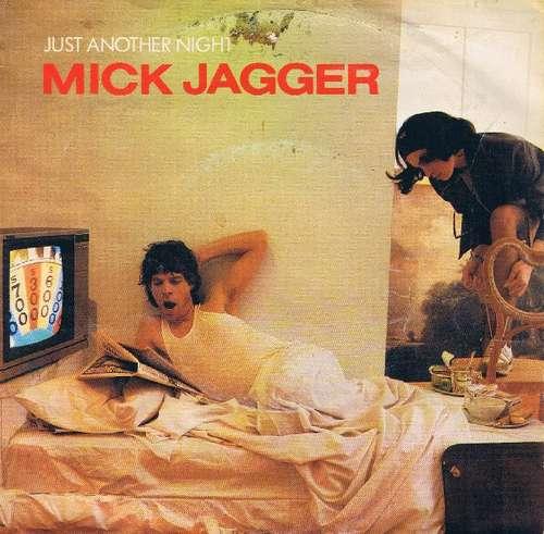 Cover zu Mick Jagger - Just Another Night (7, Single) Schallplatten Ankauf
