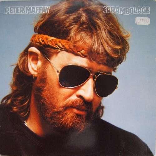 Cover zu Peter Maffay - Carambolage (LP, Album, RE) Schallplatten Ankauf