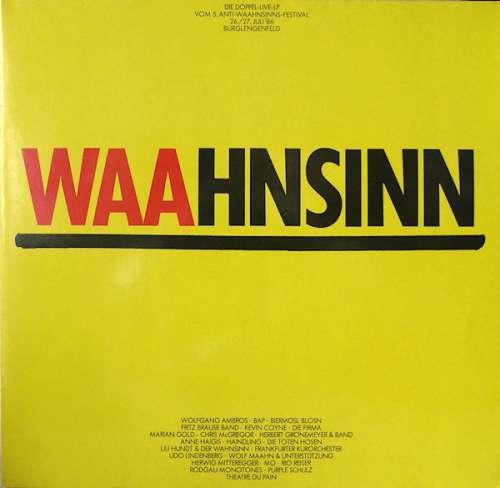 Cover Various - Waahnsinn (2xLP) Schallplatten Ankauf