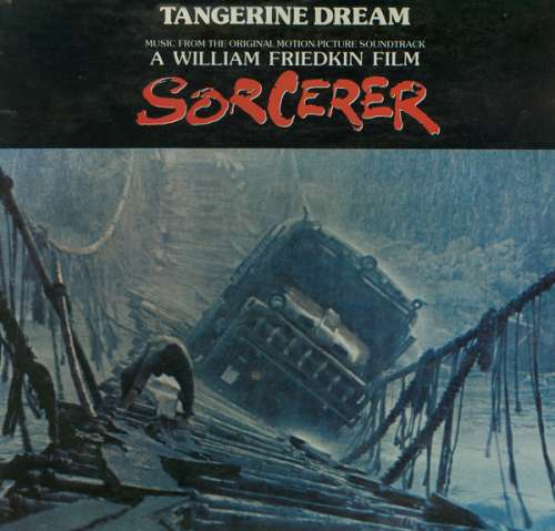 Cover Tangerine Dream - Sorcerer (LP, Album, RE) Schallplatten Ankauf