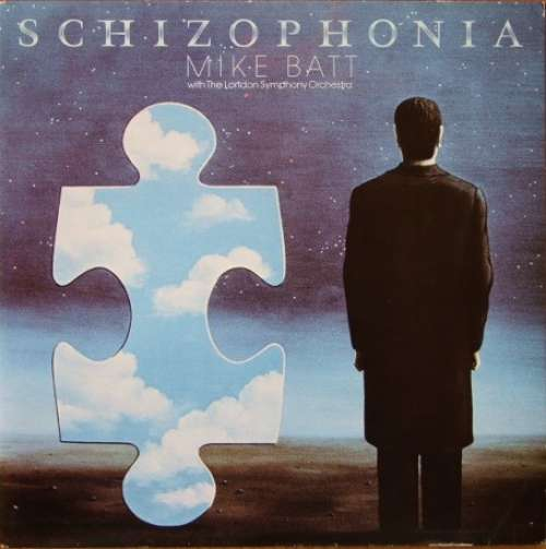Bild Mike Batt With The London Symphony Orchestra - Schizophonia (LP, Album, RP, Gat) Schallplatten Ankauf