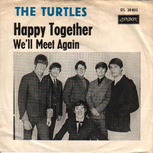 Bild The Turtles - Happy Together (7, Single) Schallplatten Ankauf
