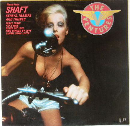 Bild The Ventures - Theme From Shaft (LP, Album) Schallplatten Ankauf