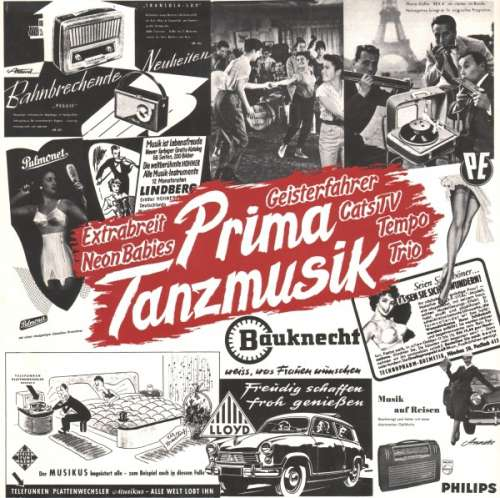 Cover Various - Prima Tanzmusik (10, Comp) Schallplatten Ankauf