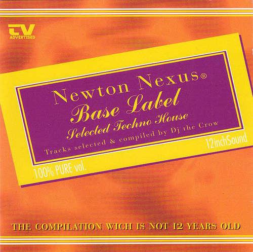 Cover Various - Newton Nexus - Base Label Selected Techno House (2xCD, Comp) Schallplatten Ankauf