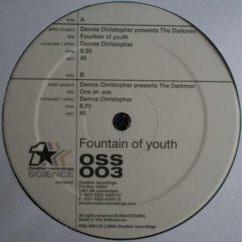 Bild Dennis Christopher Presents The Darkmen - Fountain Of Youth EP (12, EP) Schallplatten Ankauf