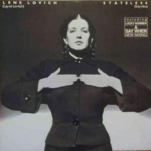 Cover zu Lene Lovich - Stateless (LP, Album, RE, Rem) Schallplatten Ankauf