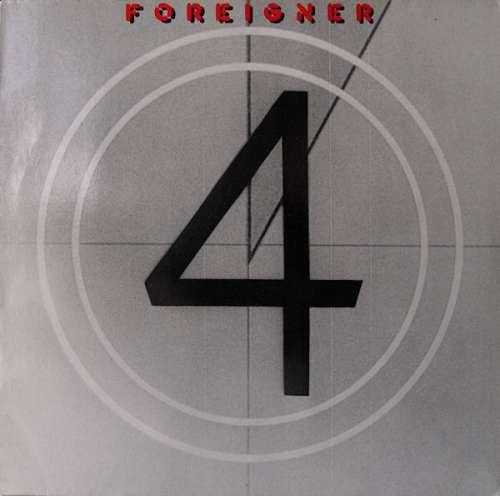 Cover Foreigner - 4 (LP, Album) Schallplatten Ankauf