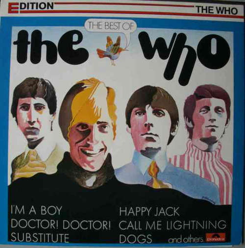 Cover The Who - The Best Of The Who (LP, Comp) Schallplatten Ankauf