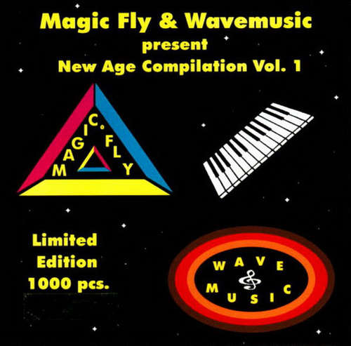 Cover Various - Magic Fly & Wavemusic Present New Age Compilation Vol. 1 (CD, Comp, Ltd, Num) Schallplatten Ankauf