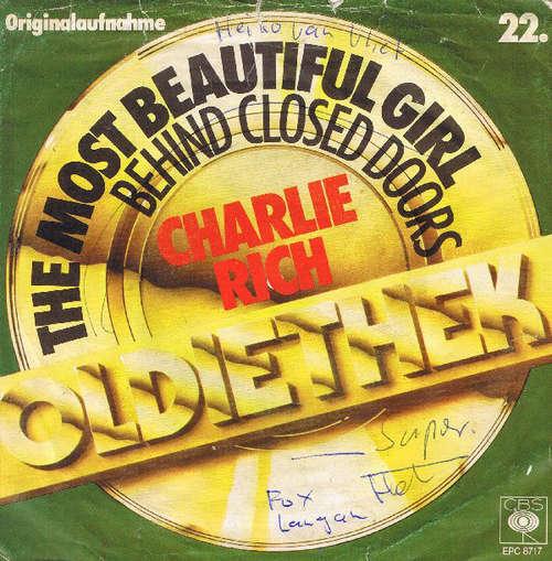 Bild Charlie Rich - The Most Beautiful Girl (7, Single, RE) Schallplatten Ankauf