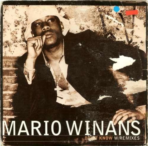Cover Mario Winans - Don't Know (W/ Remixes) (12) Schallplatten Ankauf