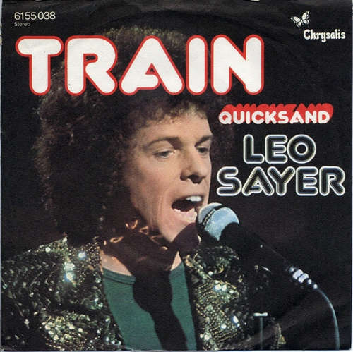 Bild Leo Sayer - Train (7, Single) Schallplatten Ankauf