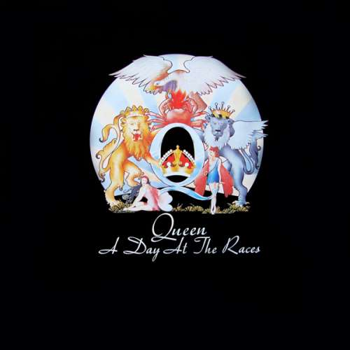 Cover Queen - A Day At The Races (LP, Album, RP, Gat) Schallplatten Ankauf