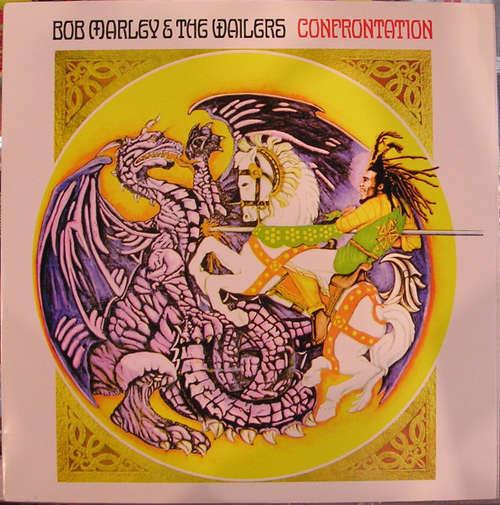 Cover Bob Marley & The Wailers - Confrontation (LP, Album, RP) Schallplatten Ankauf