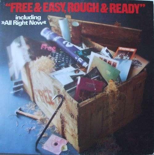 Cover zu Free - Free & Easy, Rough & Ready (LP, Comp) Schallplatten Ankauf