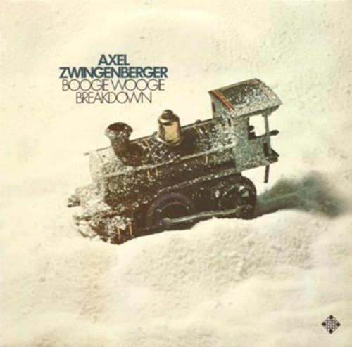 Cover zu Axel Zwingenberger - Boogie Woogie Breakdown (LP, Album) Schallplatten Ankauf