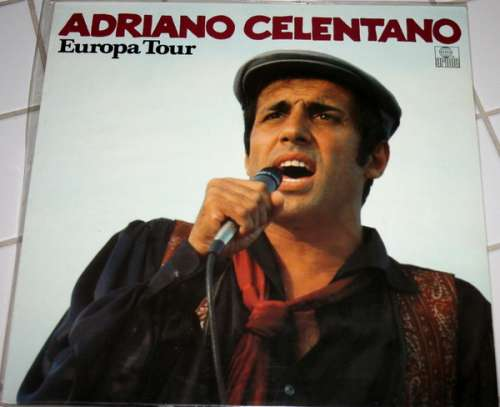 Bild Adriano Celentano - Europa Tour (LP, Comp) Schallplatten Ankauf