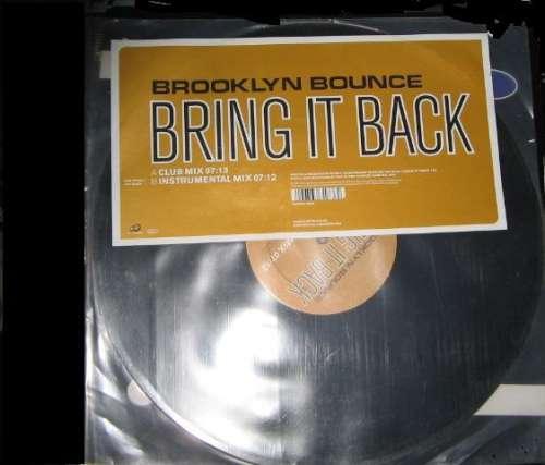 Cover zu Brooklyn Bounce - Bring It Back (12) Schallplatten Ankauf