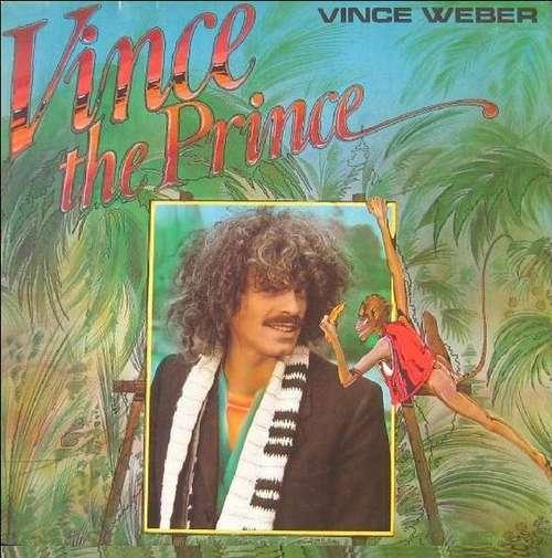 Cover Vince The Prince Schallplatten Ankauf