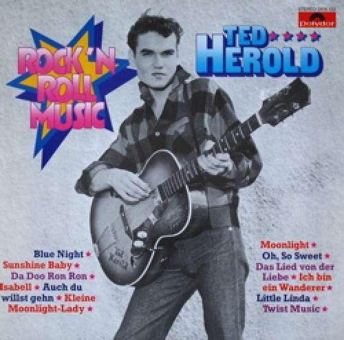 Bild Ted Herold - Rock'N Roll Music (LP, Comp) Schallplatten Ankauf