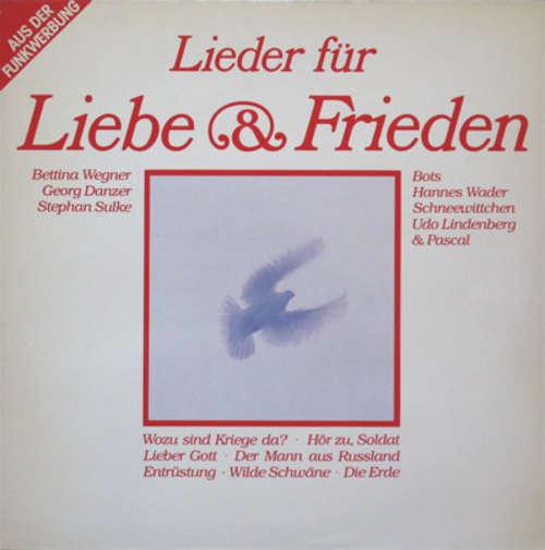 Cover Various - Lieder Für Liebe & Frieden (LP, Comp) Schallplatten Ankauf