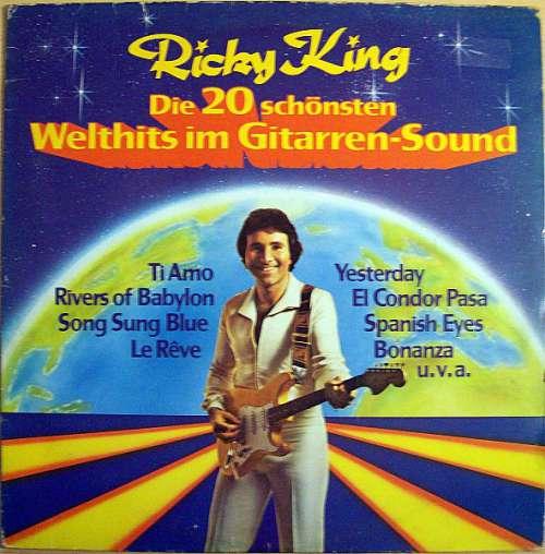 Bild Ricky King - Die 20 Schönsten Welthits Im Gitarrensound (LP, Album, Club) Schallplatten Ankauf
