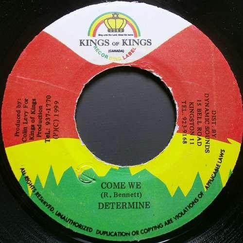 Bild Determine - Come We (7) Schallplatten Ankauf
