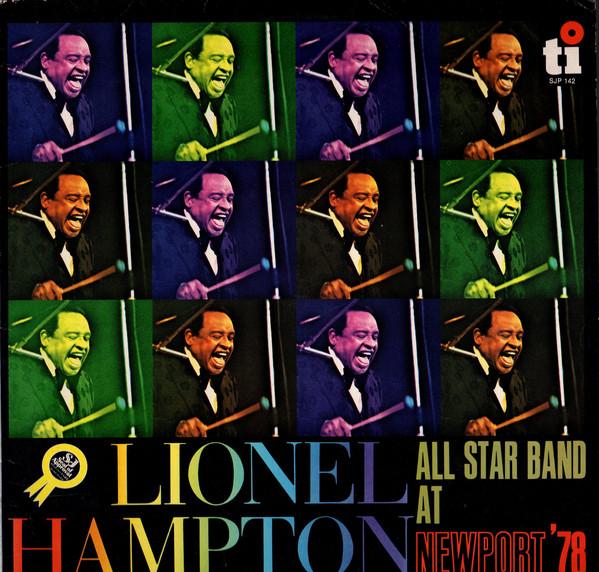 Cover Lionel Hampton All Star Band* - At Newport '78 (LP, Album) Schallplatten Ankauf