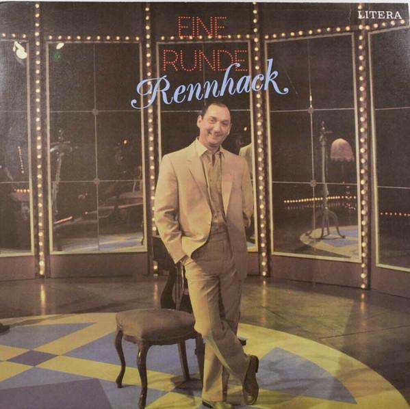 Bild Heinz Rennhack - Eine Runde Rennhack (LP, Album) Schallplatten Ankauf