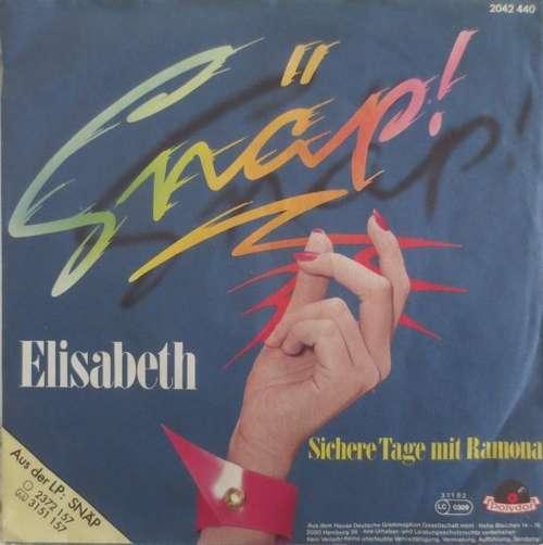 Bild Snäp - Elisabeth (7, Single) Schallplatten Ankauf