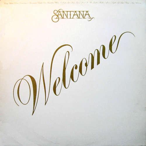 Bild Santana - Welcome (LP, Album, RE) Schallplatten Ankauf