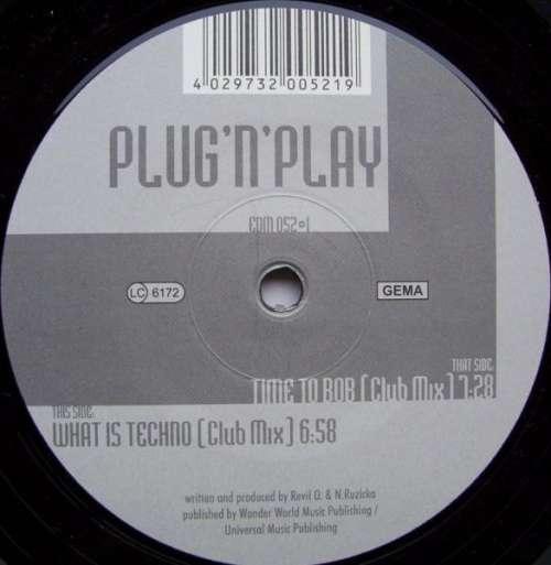 Bild Plug 'N' Play - Time To Bob (12) Schallplatten Ankauf