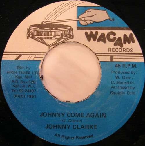 Bild Johnny Clarke - Johnny Come Again (7) Schallplatten Ankauf