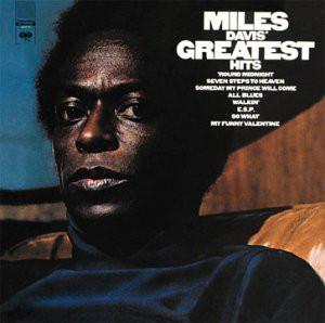 Cover zu Miles Davis - Miles Davis' Greatest Hits (LP, Comp) Schallplatten Ankauf