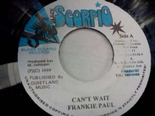 Bild Frankie Paul / Paul Elliot - Can't Wait / How Does It Feel (7) Schallplatten Ankauf