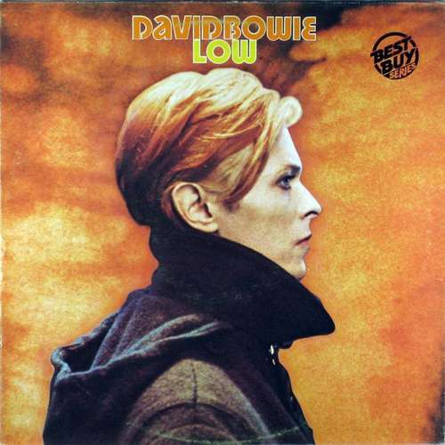 Cover David Bowie - Low (LP, Album, RE, RM) Schallplatten Ankauf