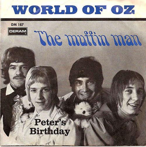 Bild World Of Oz* - The Muffin Man (7, Single) Schallplatten Ankauf
