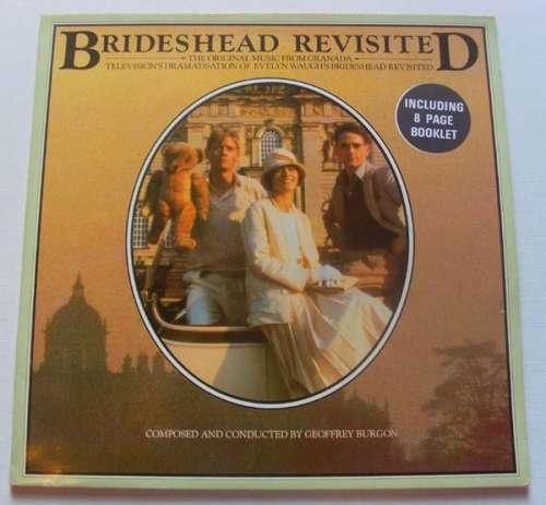 Bild Geoffrey Burgon - Brideshead Revisited (LP, Album, Gat) Schallplatten Ankauf