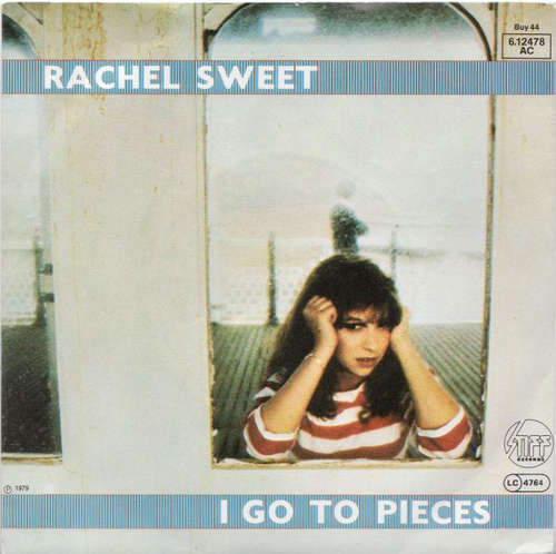 Bild Rachel Sweet - I Go To Pieces (7, Single) Schallplatten Ankauf