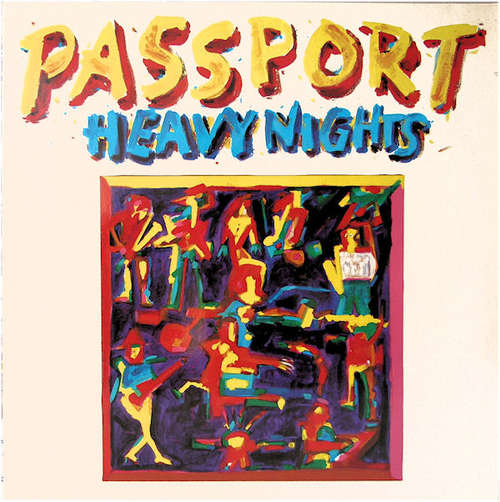 Bild Passport (2) - Heavy Nights (LP, Album) Schallplatten Ankauf