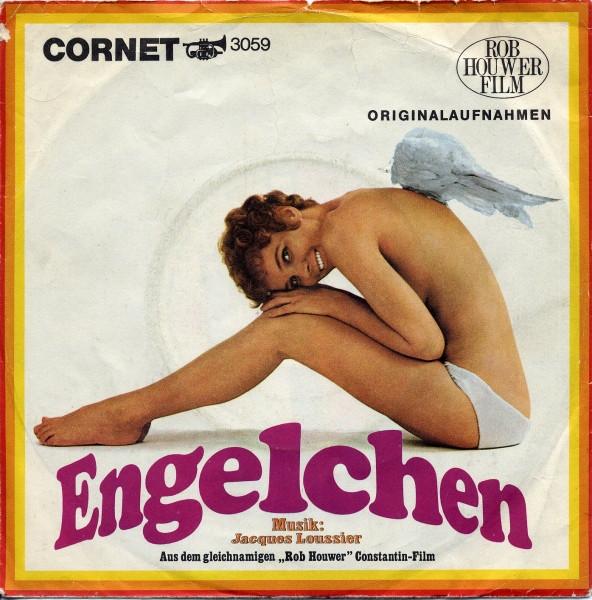 Cover Jacques Loussier - Engelchen (7, Single) Schallplatten Ankauf